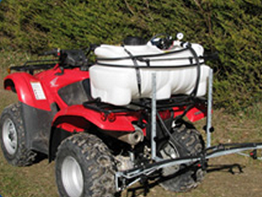 Enduramaxx Versatile Sprayer Boom and ATV Mounting Kit