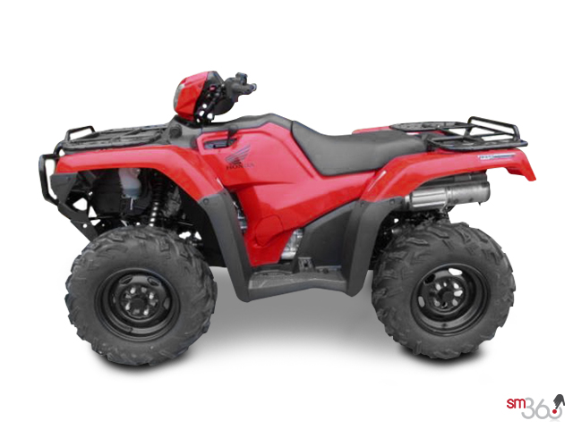 Honda TRX500FA6 Agricultural Quad Foreman AT 2/4WD **Power Steering**