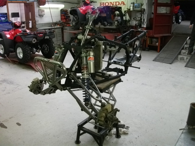 ATV Workshop - Quad Servicing - Quad Repairs - Quad Engine Rebuilds