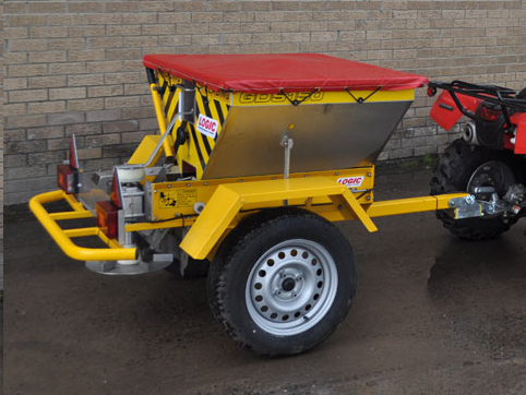 Logic GDS 150 Salt Spreader Gritter